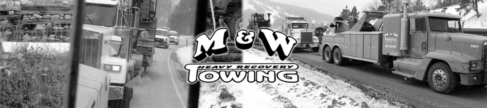 M&W Towing & Recovery Inc